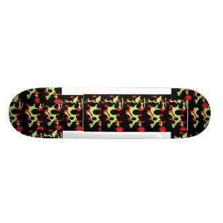 Lizer rusar old school skateboard bräda 18 cm