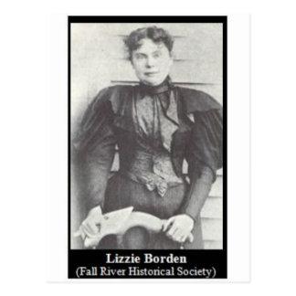lizzie borden vykort