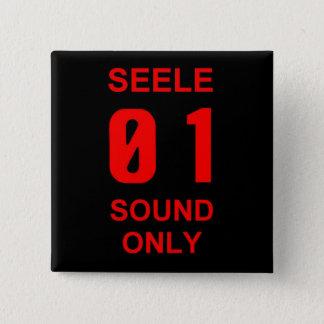 ljud endast standard kanpp fyrkantig 5.1 cm