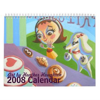 LjungHoughton 2008 kalender