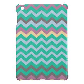 Ljus blandning av sparrefärger iPad mini mobil skydd