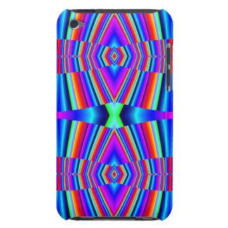 Ljus färgrik abstrakt iPod touch Case-Mate case