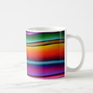 Ljus guatemalansk tygrandmugg kaffemugg