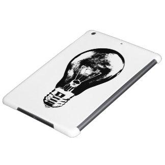 Ljus kula för svart & för vit - Tabletfodral