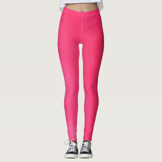ljus mörk rosa damasker leggings