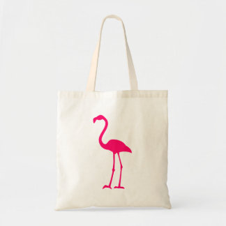 Ljus rosa Flamingo Tygkassar