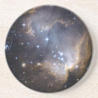 Ljus stjärnaNASA för NGC 602 Underlägg
