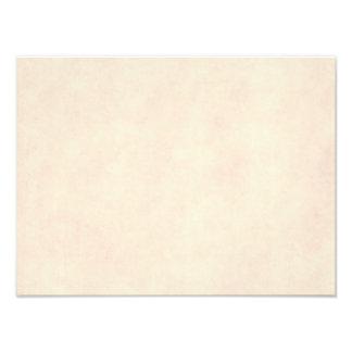 Ljus vintage - gul Parchmentpappersbakgrund Fototryck
