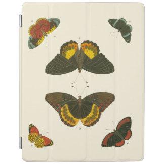 Ljusa fjärilar av Pieter Cramer iPad Skydd