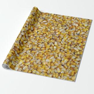 Ljusa PopcornKernels Presentpapper