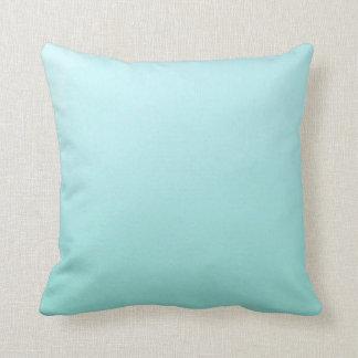 ljusa vattenblått kudder kudde