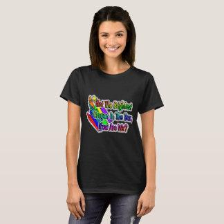 Ljusast Crayon T-shirts