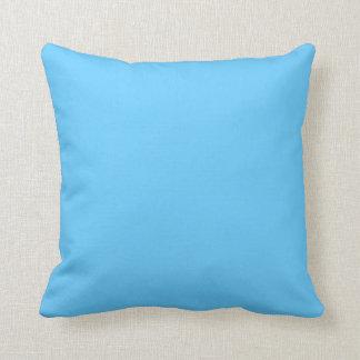ljust - blått kudder kudde