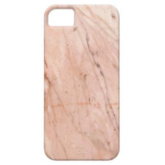 Ljust - brunt marmortelefonfodral iPhone 5 Case-Mate skydd