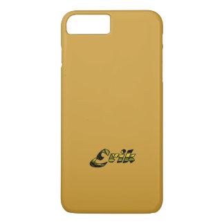 Ljust - brunt plusfodral för iPhone 7 för Erik