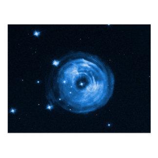Ljust eka från stjärnan V838 Monocerotis Vykort