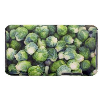 Ljust - gröna nya Bryssel groddar iPod Touch Case-Mate Fodral