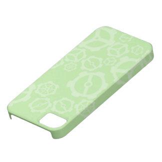 Ljust - grönt utrustar iPhone 5 fodral