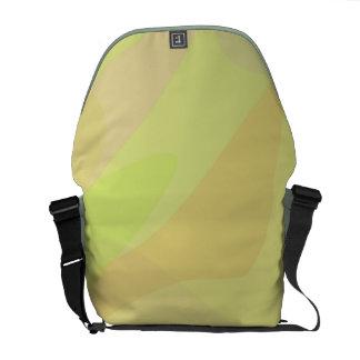 Ljust - gult messenger bag