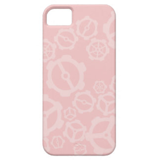 Ljust - rosan utrustar iPhone 5 Case-Mate fodral