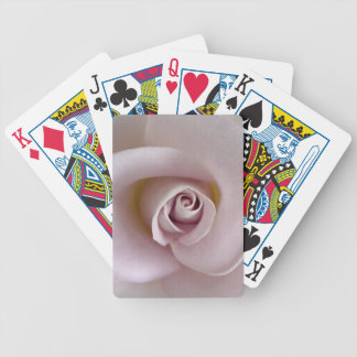 Ljust - rosor, mauveron som leker kort, överbrygga spel kort