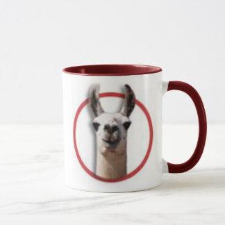 Llama MammaLlama Mugg
