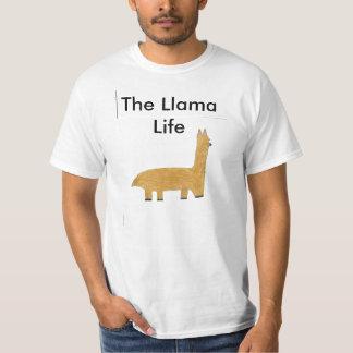 Llamalivet Tee Shirt