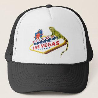 Lock för Las Vegas leguansyrsa Truckerkeps