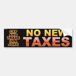 Locket och handel är ett skämt bildekal