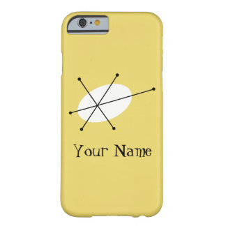 Lodrät för fodral för iPhone 6 för Barely There iPhone 6 Skal
