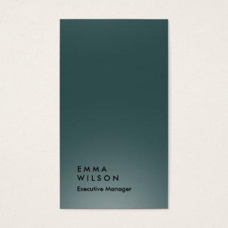 Lodrät kritiserar den moderna grå visitkort