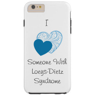 Loeys-Dietz Iphone 6Plus tufffodral Tough iPhone 6 Plus Fodral