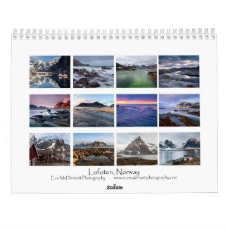 Lofoten norgekalender kalender
