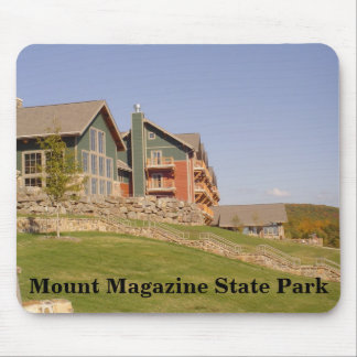 Logen på monteringstidskriftdelstatsparken musmattor