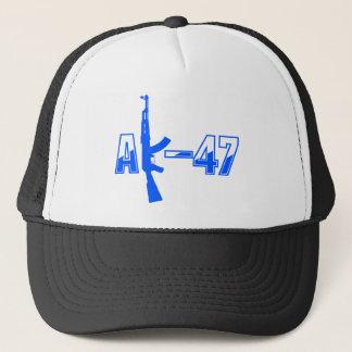 Logotyp Blue.png för AK-47 AKM anfallgevär Keps