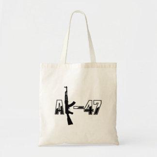 Logotyp för AK-47 AKM anfallgevär Tygkasse