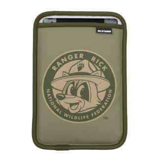 Logotyp för kakier för stack för skogsvaktare för sleeve för iPad mini