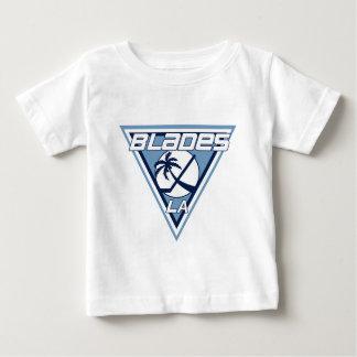 Logotyp för lag för Los Angeles bladishockey Tshirts