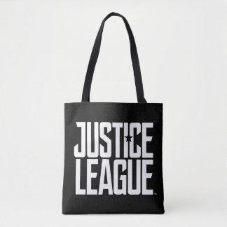 Logotyp för liga för rättvisa för rättvisaliga | tygkasse