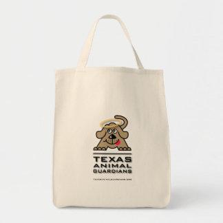Logotyp för livsmedeltotoförmyndare tygkasse