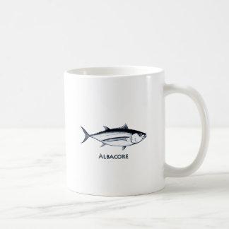 Logotyp för Longfin Albacoretonfisk Kaffemugg
