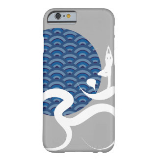 Logotyp för ohm för Om för handstil för Barely There iPhone 6 Fodral