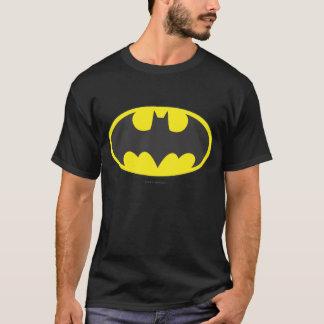 Logotyp för Oval för fladdermöss för Tee Shirts