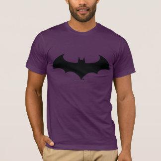 Logotyp för Silhouette för fladdermöss för T Shirt