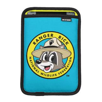 Logotyp för stack för skogsvaktare för iPad mini sleeve