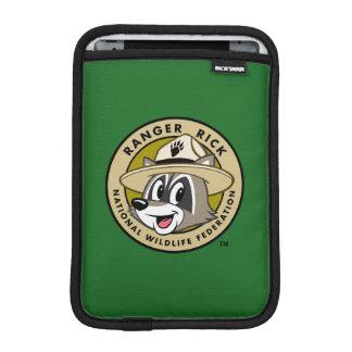 Logotyp för stack för skogsvaktare för sleeve för iPad mini
