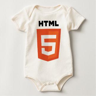 Logotyp HTML5 Sparkdräkter