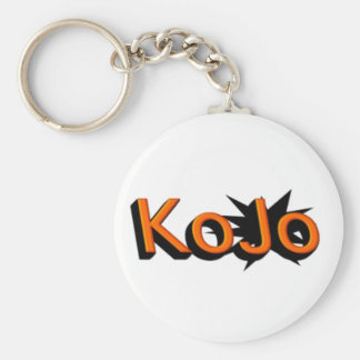 Logotyp Keychain Rund Nyckelring