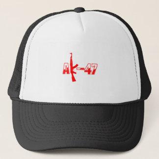 Logotyp Red.png för AK-47 AKM anfallgevär Keps