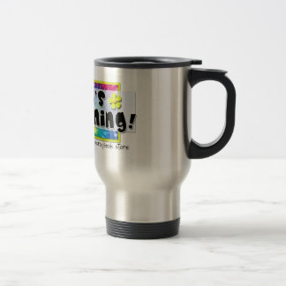Logotyptravel mug resemugg